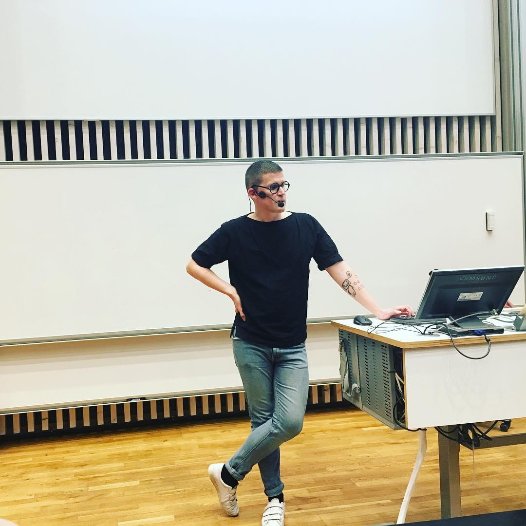 Föreläsning: Kalle Norwald