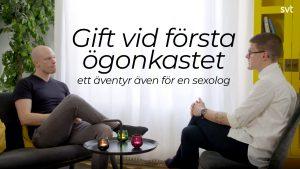 Emil och Kalle i Gift vid första ögonkastet. Copyright: SVT