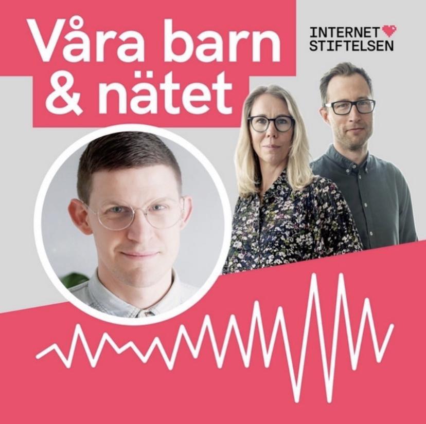 Kalle Norwald - Våra barn & nätet