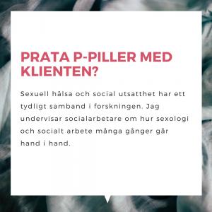 Kalle Norwald föreläser om sexologi i socialtjänsten.